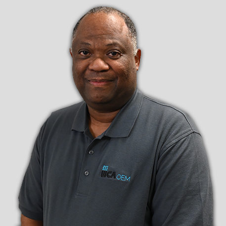 Project Manager Brian Burns headshots