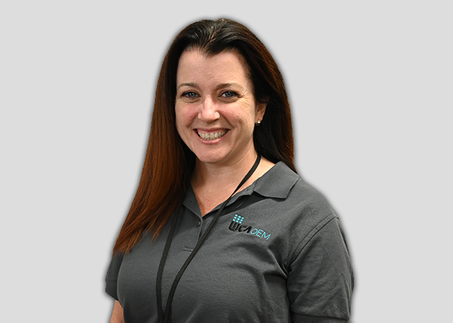 Project Manager Heather Kies headshot