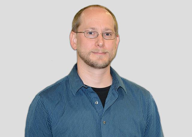 Program Manager Jeff Caron headshot