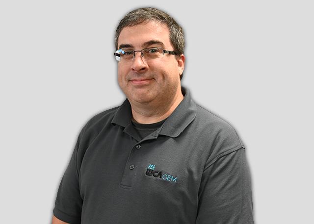 Engineering and Quality Scott Larson headshot